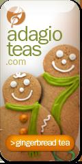 Gingerbread Christmas Tea