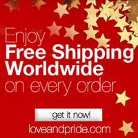 Free Shipping Worldwide!