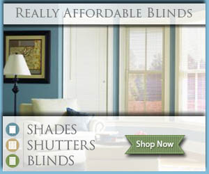 Shades Shutters Blinds - Really Affordable Blinds. All Custom-Made for you!