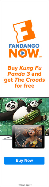 Free Download of the Croods with Kung Fu Panda 3