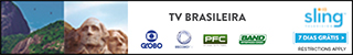 Stream Brazilian TV With Sling TV