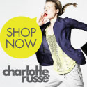Charlotte Russe Homepage Banner