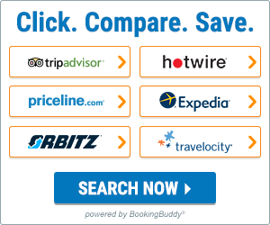 Click Compare & Save at Booking Buddy