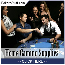 Home Gaming Supplies