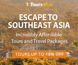 Escape to Southeast Asia: Up to 18% Off