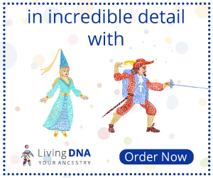 Living DNA Voucher Code - DNA Ancestry Test