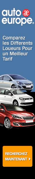 Auto Europe vous offre des promotions sur les autos, les vols, et les h?tels.