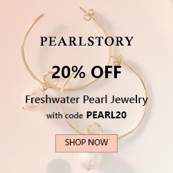PearlStory Women's Pearl Jewelry