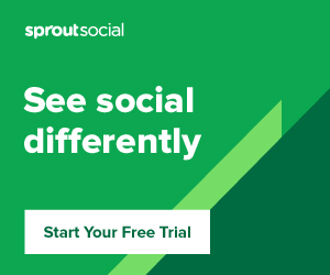 See social media differently with Sprout Social