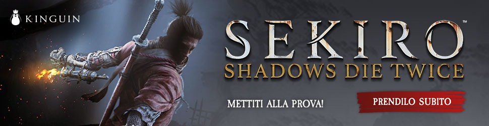 Check Sekiro Deals and SAVE with Kinguin