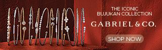 Gabriel Fashion Fine Jewelry Banner 300 x 100