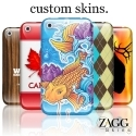 Discounted Zagg Custom Skin Click here