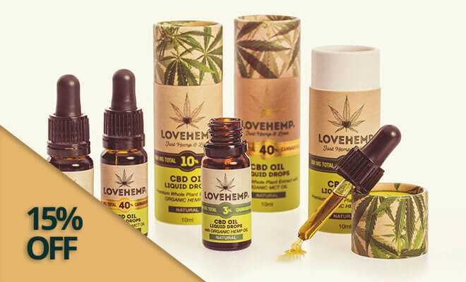 Love Hemp Discount Code