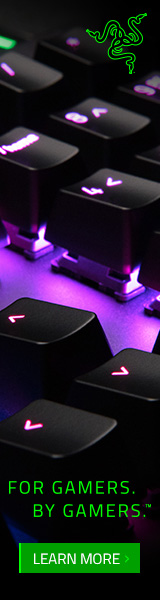 Razer - For Gamers By Gamers