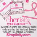 Cherish Quilting Tools by EZ Quilting
