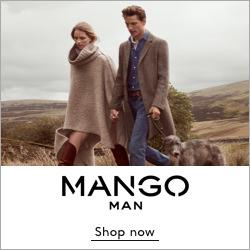 MANGO Man - New Collection
