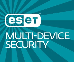 Save 50% with ESET