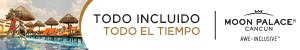 Hasta 35% de descuento en Moon Palace Cancun. Todo Incluido.