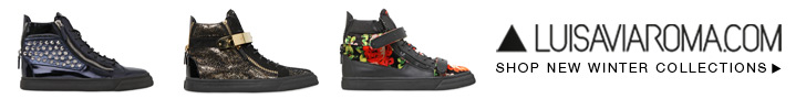 Giuseppe Zanotti for men SUMMER 2014 collection
