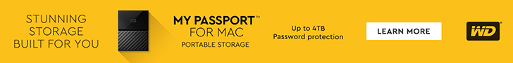 My Passport for Mac by Western Digital
