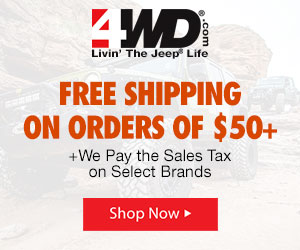 Jeep parts at 4WD.com-