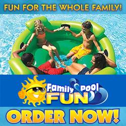 Family Pool Fun