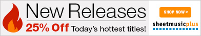 New Releases! 25% off Today's Hottest Titles! Only available for a limited time!