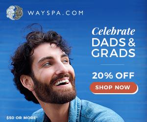 WaySpa Dads Grads Sale