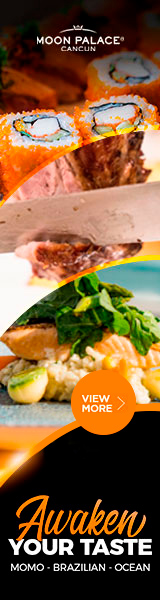Enjoy at Moon Palace Cancun our restaurants: Momo, Brazilian, Ocean and more.