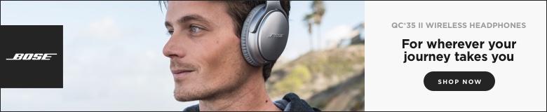 Bose - Wireless Headphones