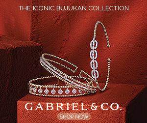 Gabriel Fashion Fine Jewelry Banner 300 x 250