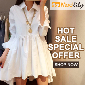 Modlily Coupons & Offers