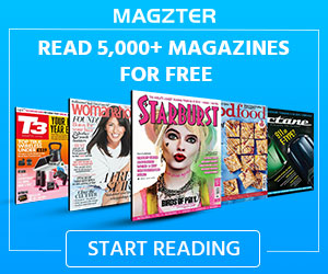 Magzter GOLD - Free Trial - 300x250 - UK