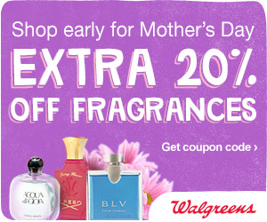 (4/28 - 5/4) EXTRA 20% off Fragrance Tier Sale w/ code MOM20