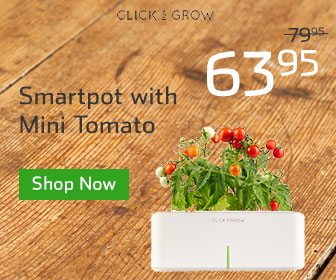 20% off for Smartpot with Mini...