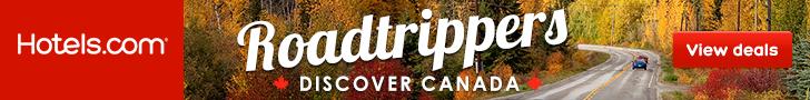 Hotels.com Canada Labor Day Sale