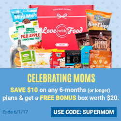 Love With Food Deluxe Subscription Box