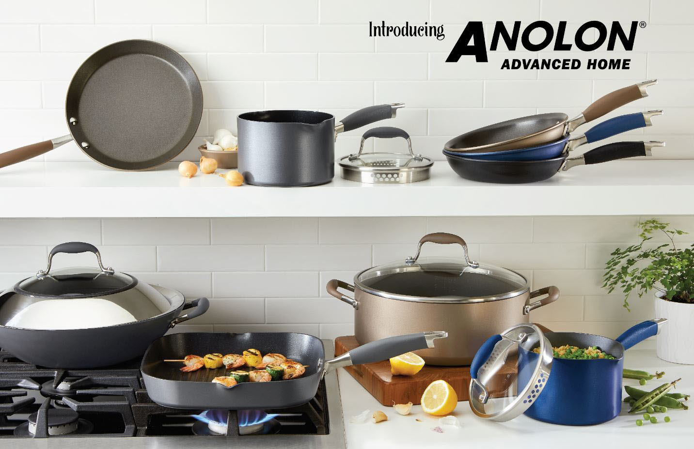 Introducing Anolon Advanced Home