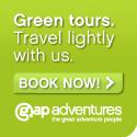 Green Travel Tip