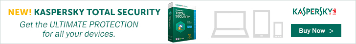 $20 OFF Kaspersky Internet Security