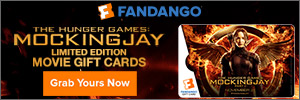 Mockingjay Part 1 Gift Cards