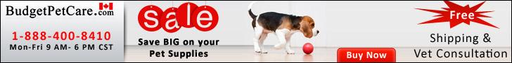Budget Pet Care Coupon
