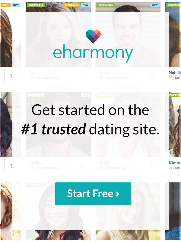 Get Started on the #1 Trusted Dating Site 600x800
