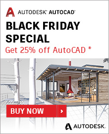 Get 25% off on AutoCAD Subscription
