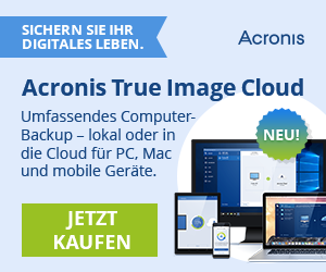 Acronis True Image 2016 with cloud
