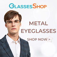 Shop the New Metal Eyeglass Collection at GlassesShop.com. Offer Expires 03/31/2020
