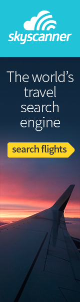 Search the best flight options with Skyscanner