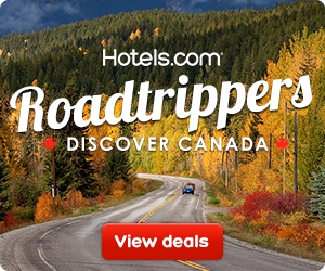 Hotels.com Canada Labor Day Sale