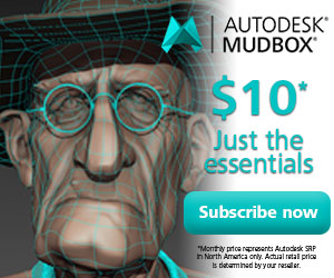 Buy Mudbox | 3D Digital Sculpting Software | Autodesk Store