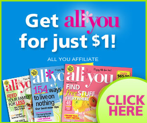 Get 6 issues of All You for just $6!